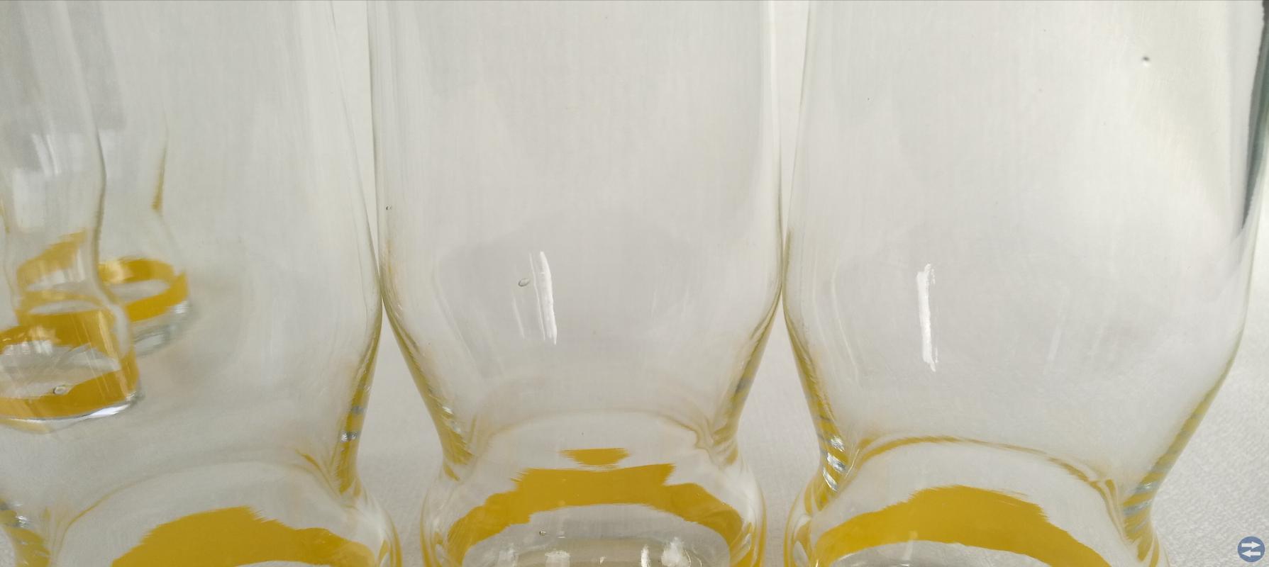 GLAS DRICKSGLAS ITALY RETRO NOSTALGI VINTAGE