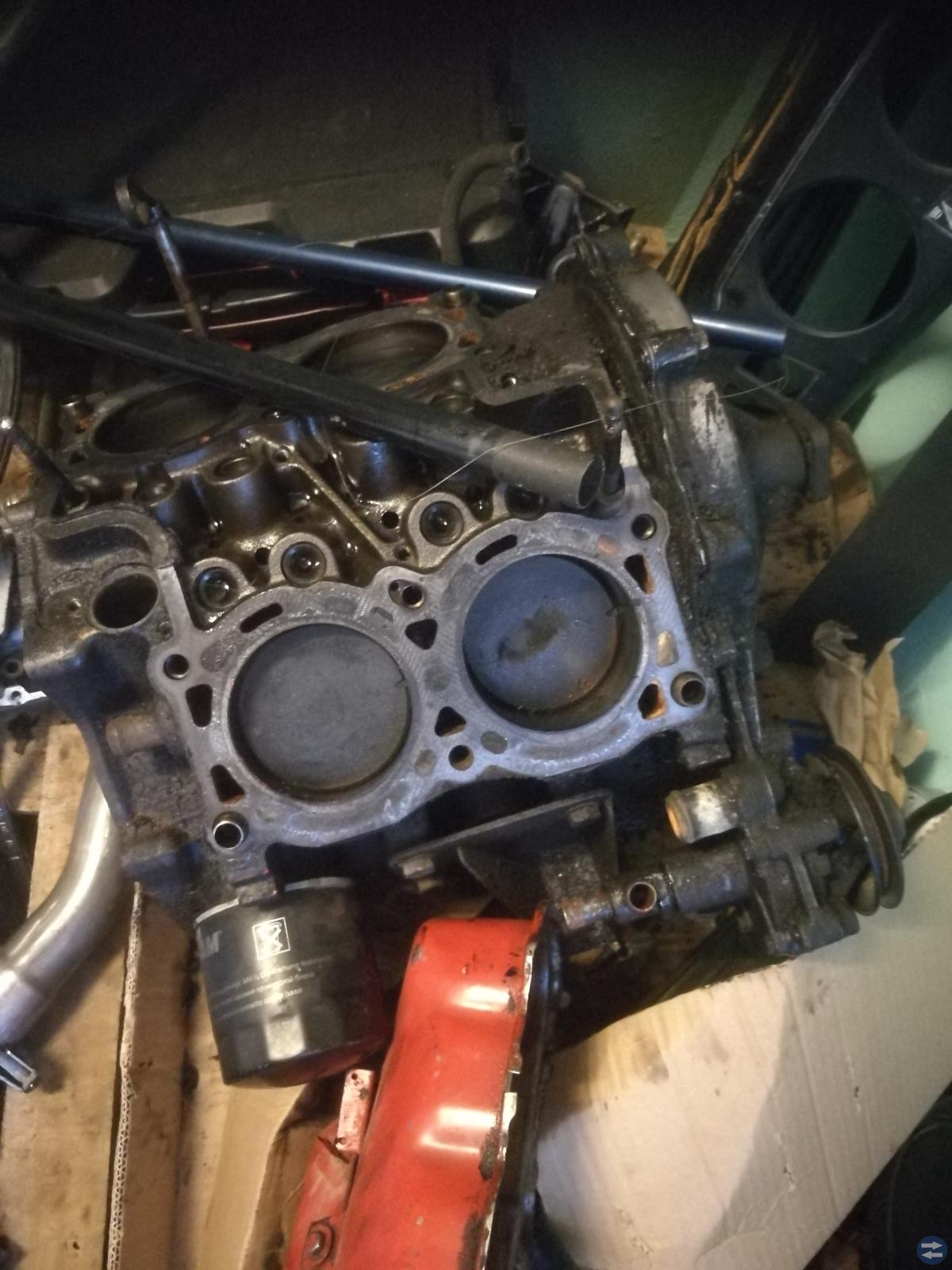 Saab v4 75 motor