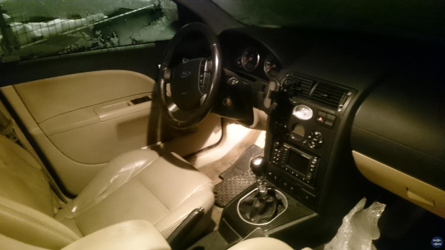Ford Mondeo -00 2.5L V6 Obesiktigad