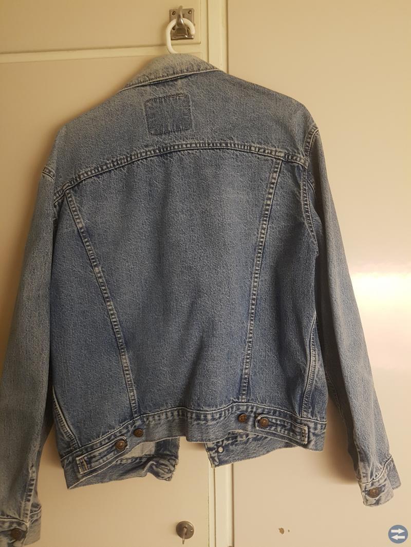 Fin  jeansjacka