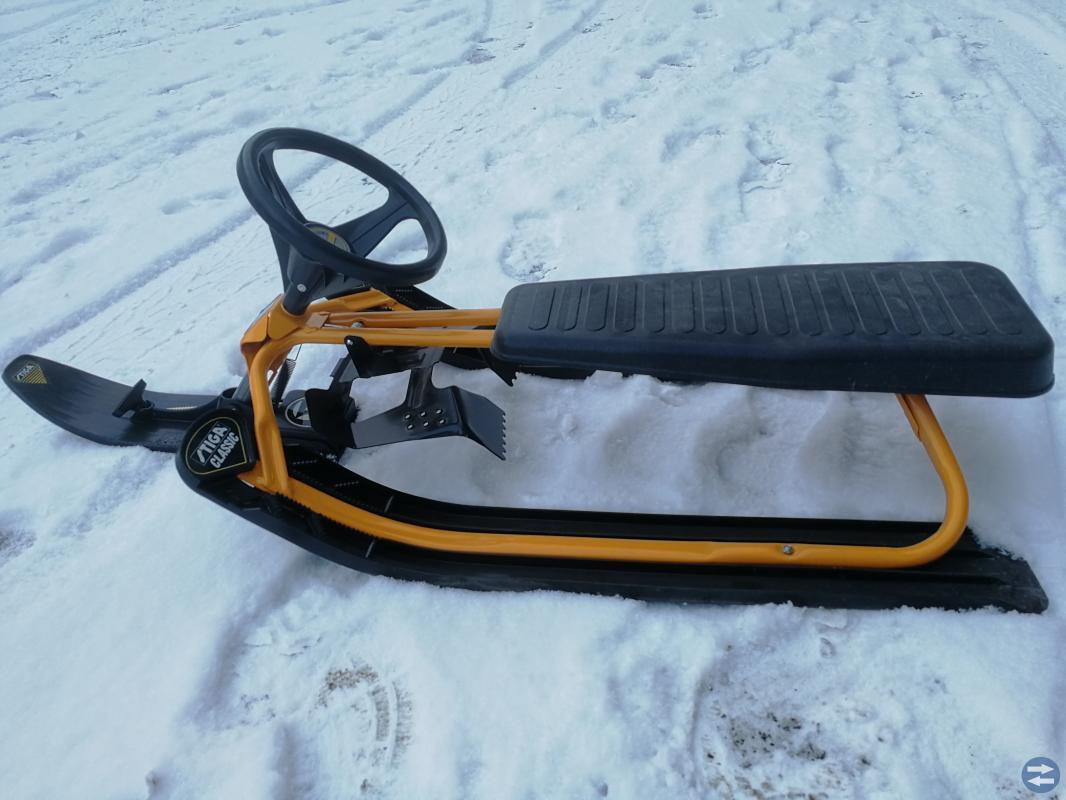 Stiga Snowracer