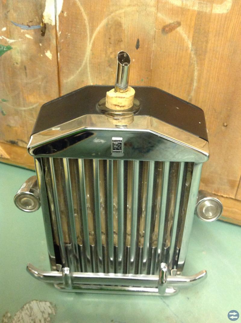 Rolls Royce spritgömma