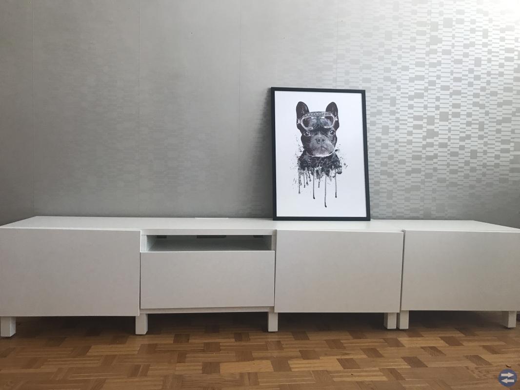 IKEA TV Bänk - BESTÅ