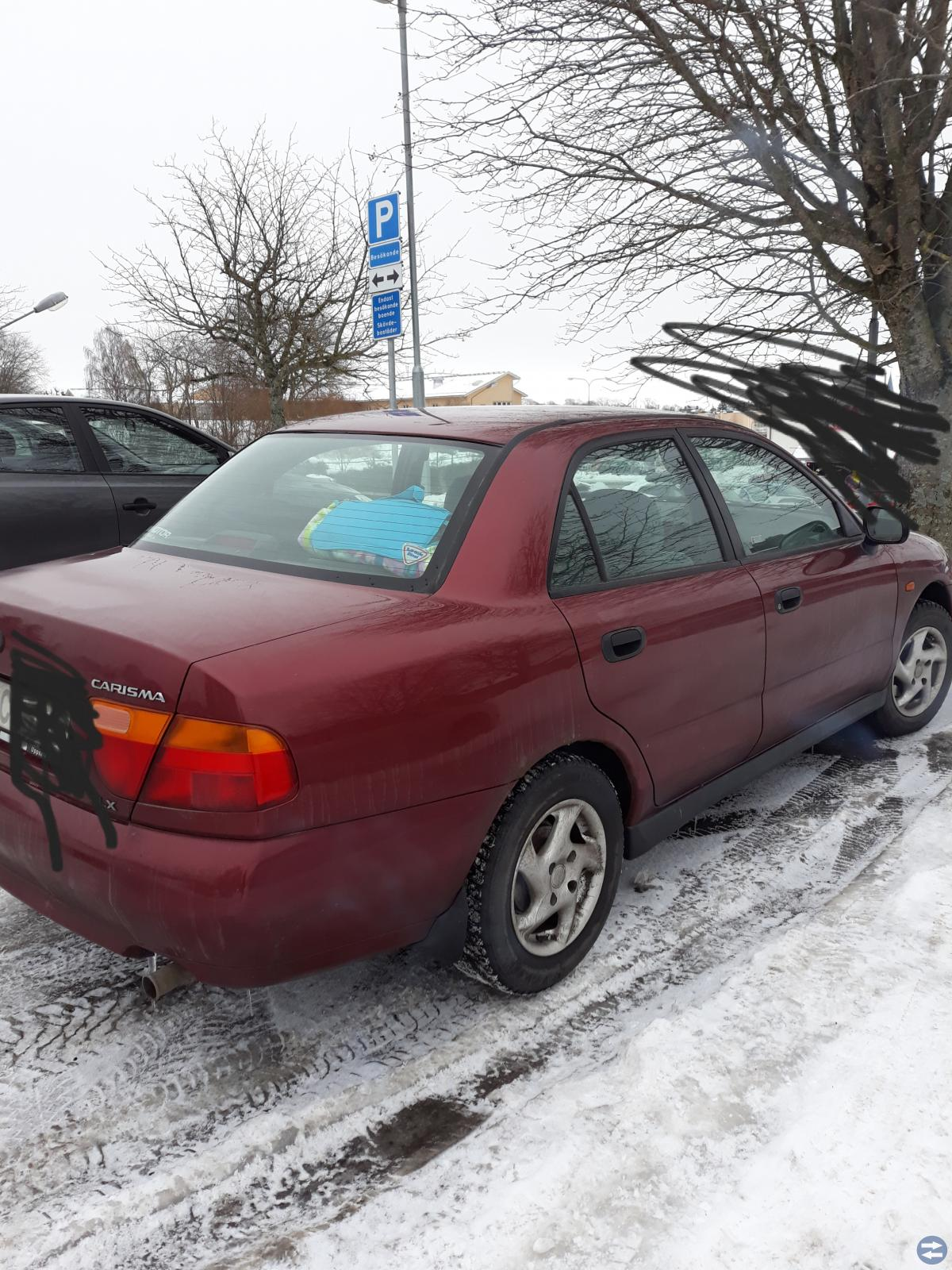 Mitsubishi carisma hel servad