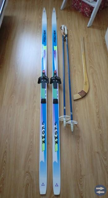 Skidor mm