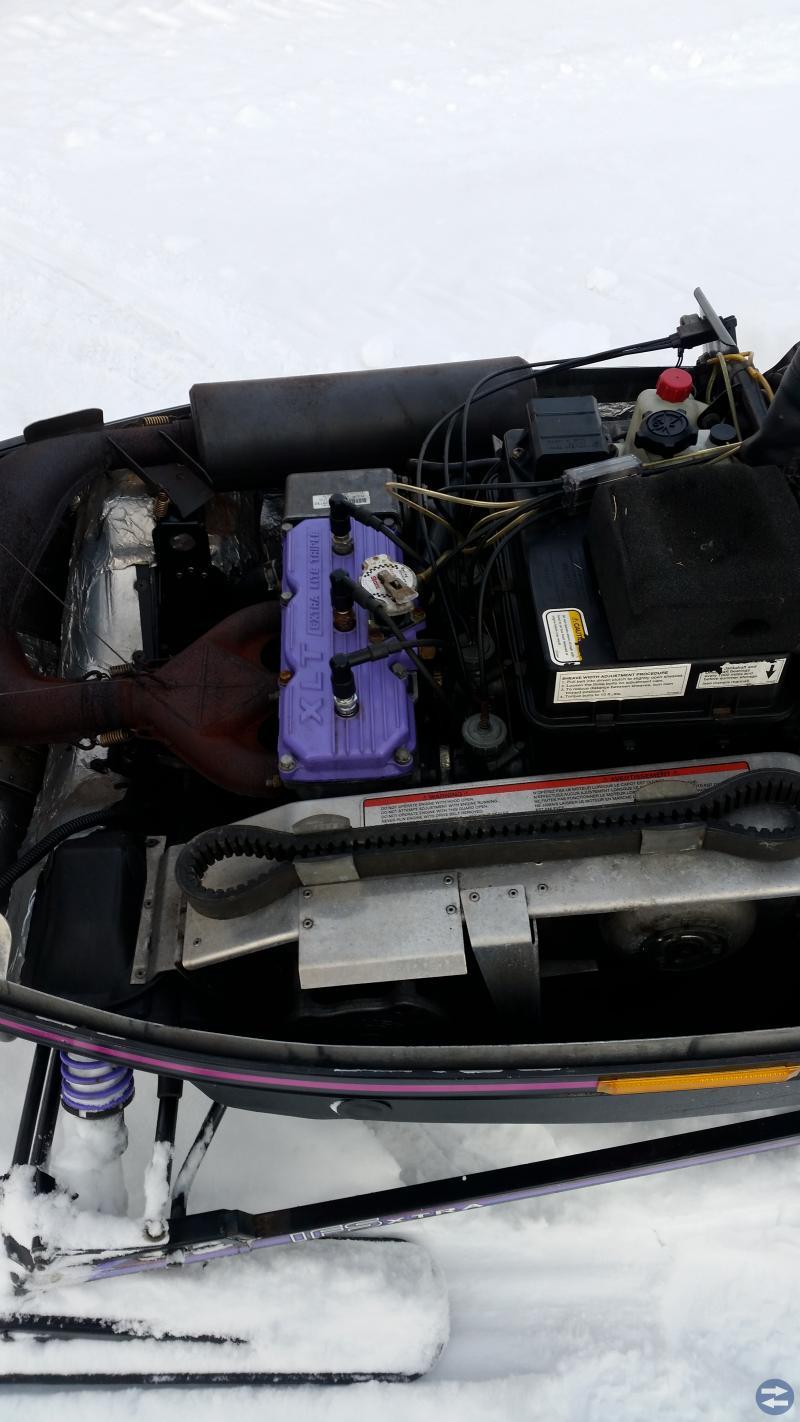 Polaris XLT SKS 1995
