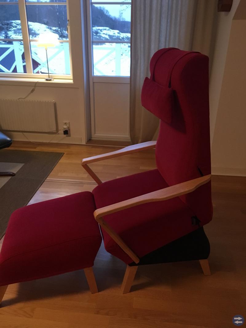 Seatup fåtölj