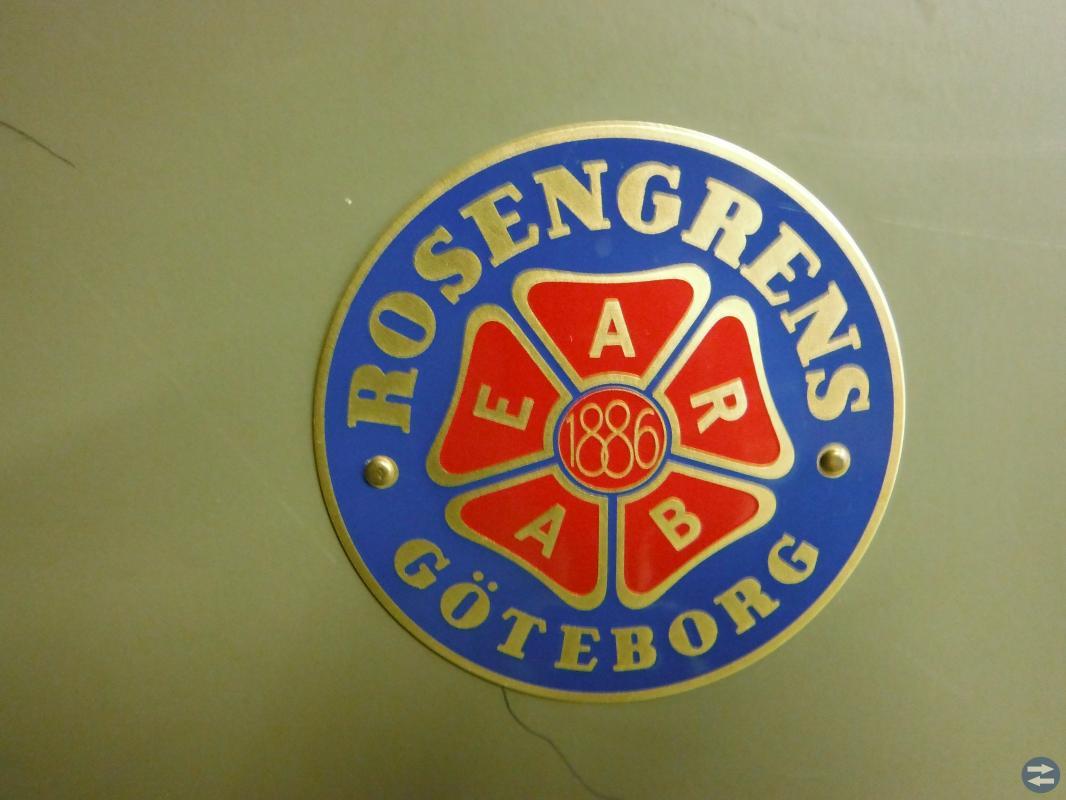Rosengrens Kassaskåp