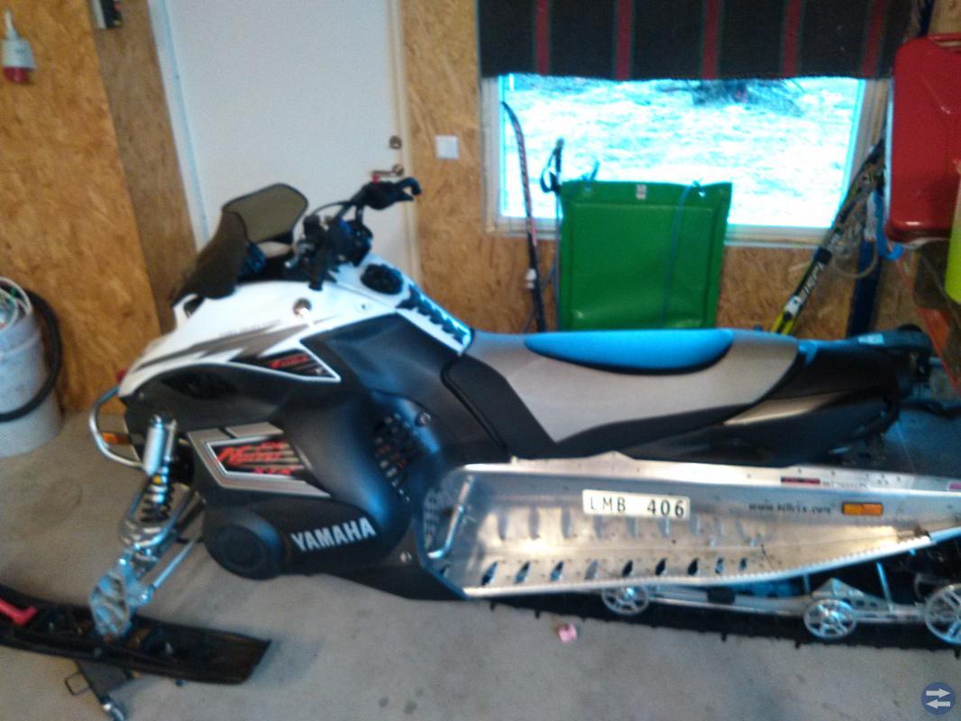Yamaha xtx