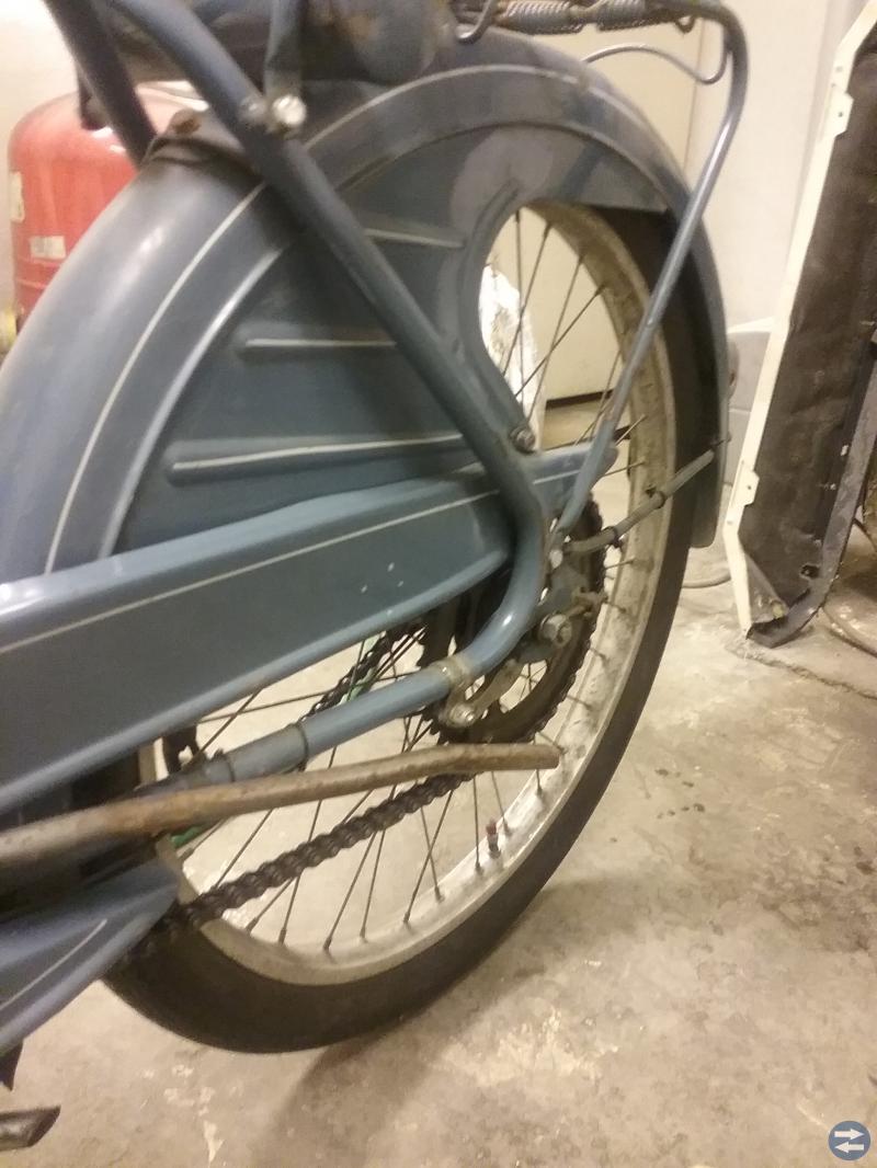 Moped Vicky 55