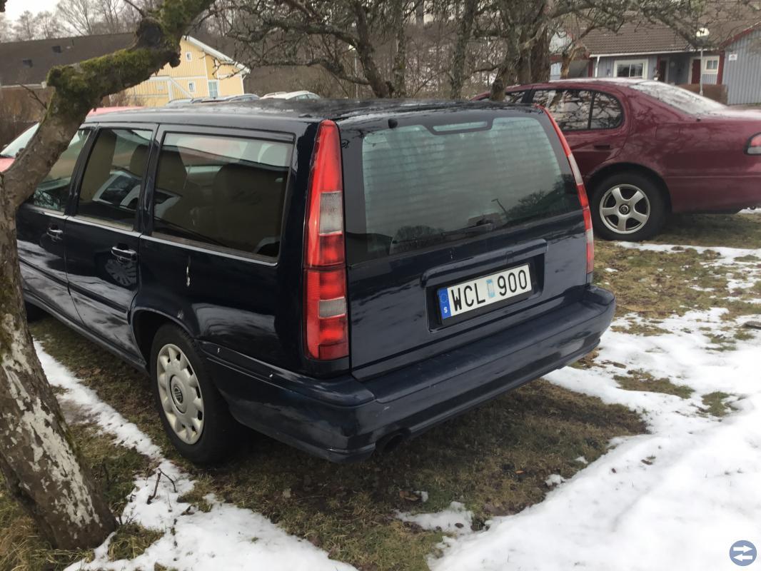 Volvo V70 98