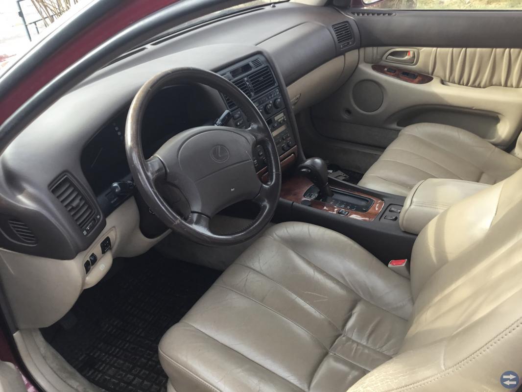 Lexus Ls 300 Automat 1994