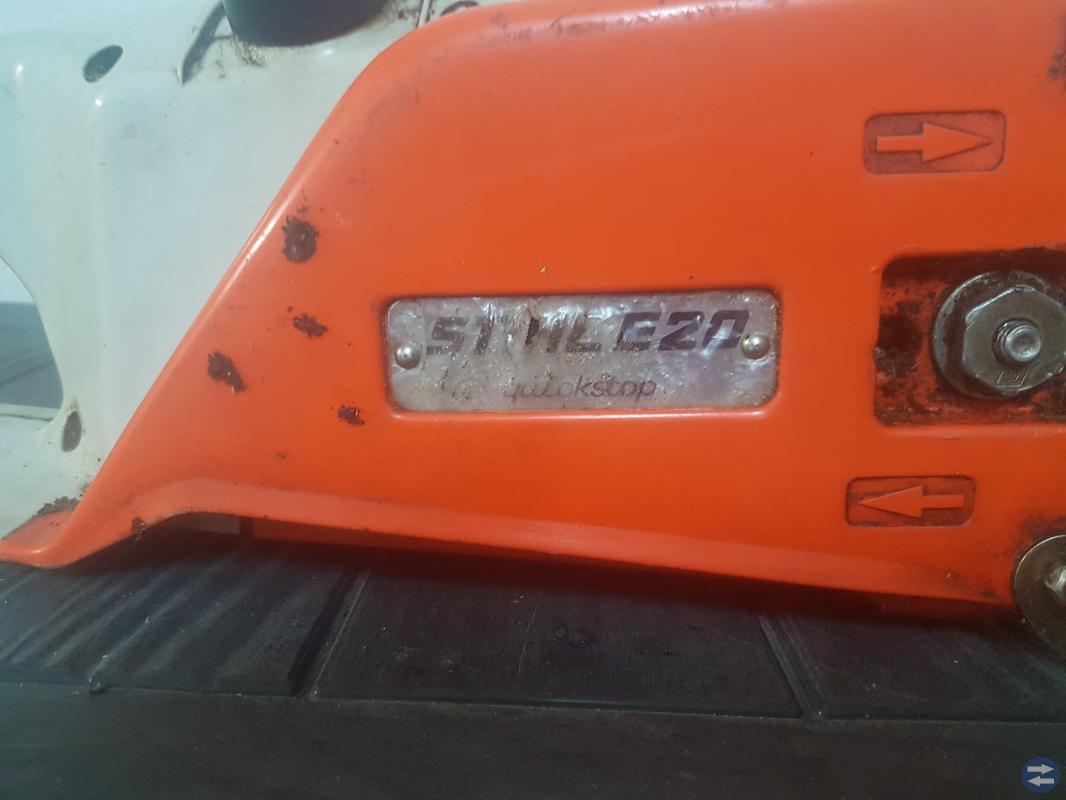 Motorsåg Stihl E20