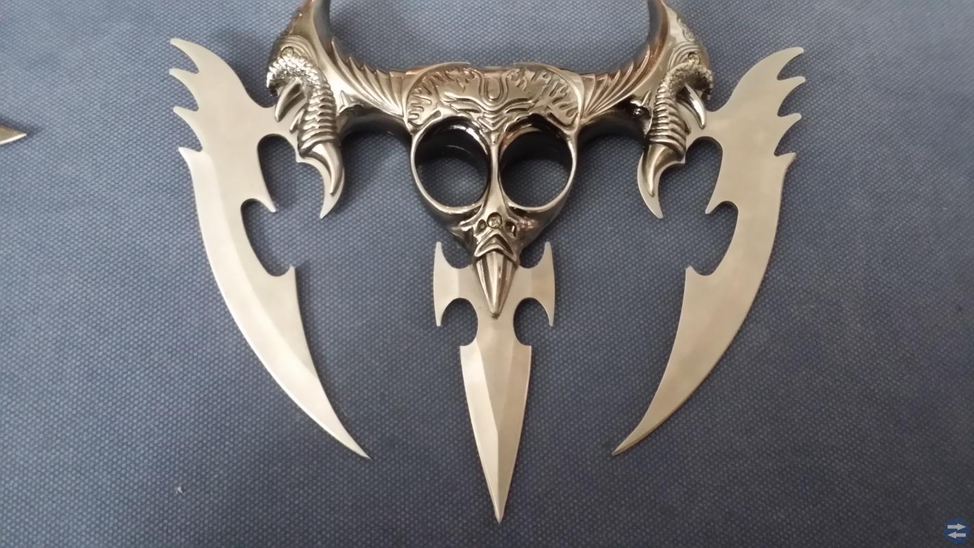 Fantasy kniv