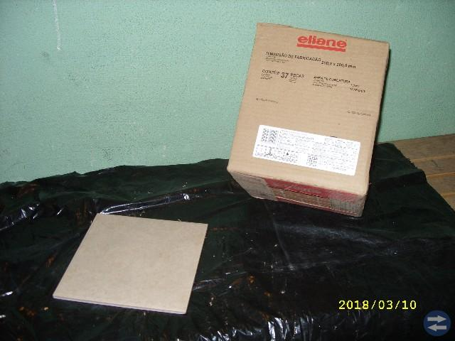 Klinker 20x20 cm