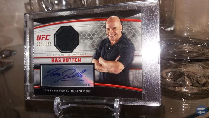 UFC/MMA Autografer från Alexander Gustavsson mfl!