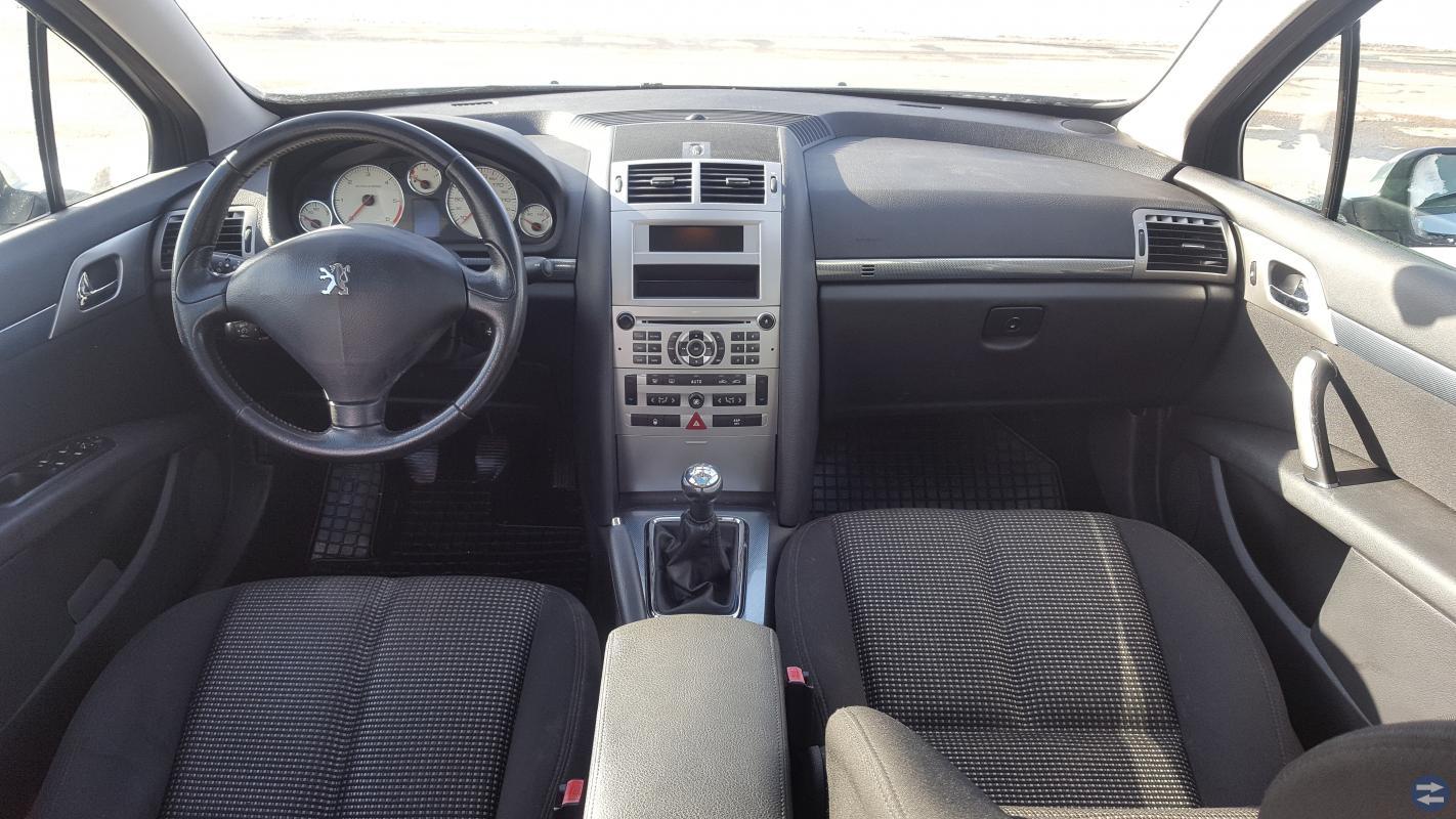Peugeot 407 1,6hdi