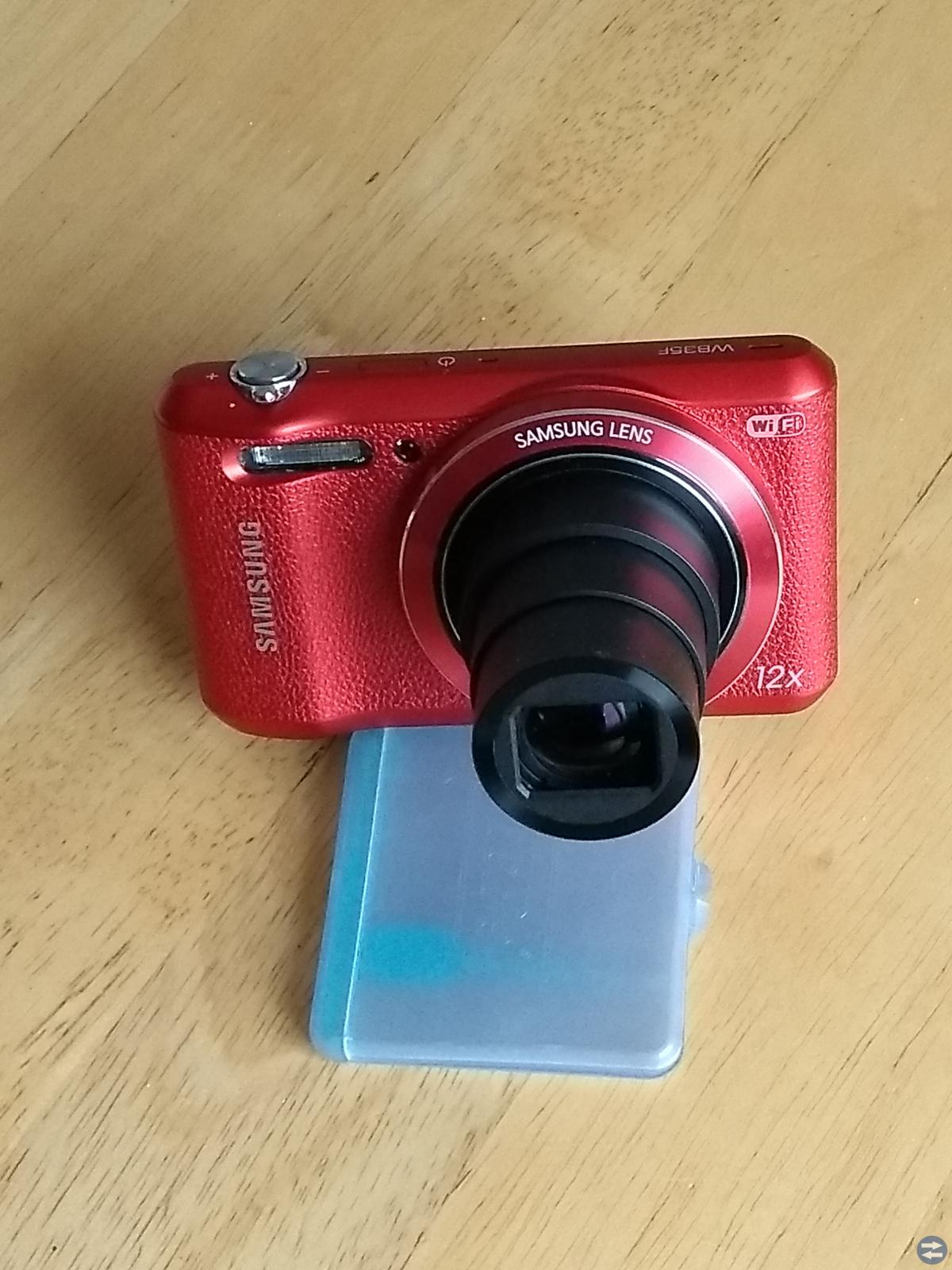 Samsung kamera WB35F