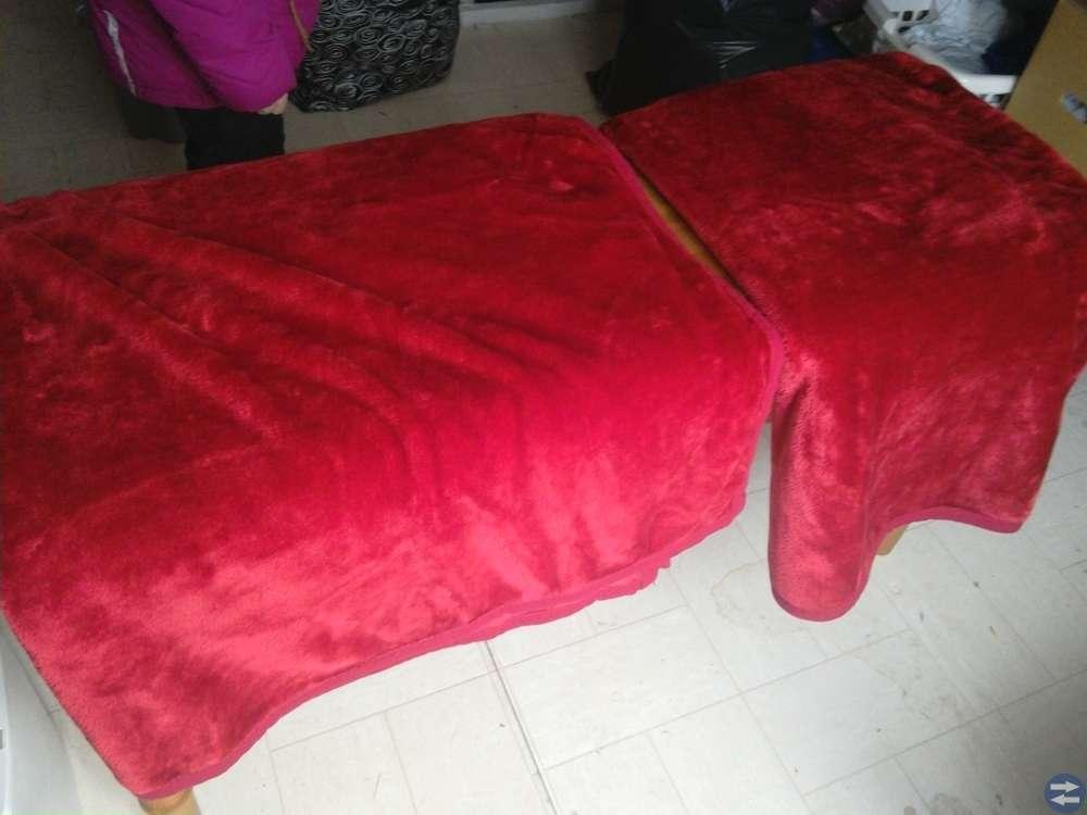 Röda filtar