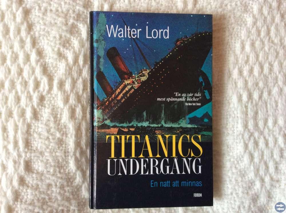 Titanics undergång