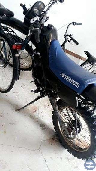 Suzuki ts50