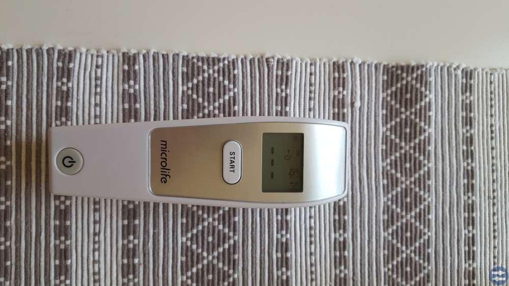 Non Contakt termometer i nyskick
