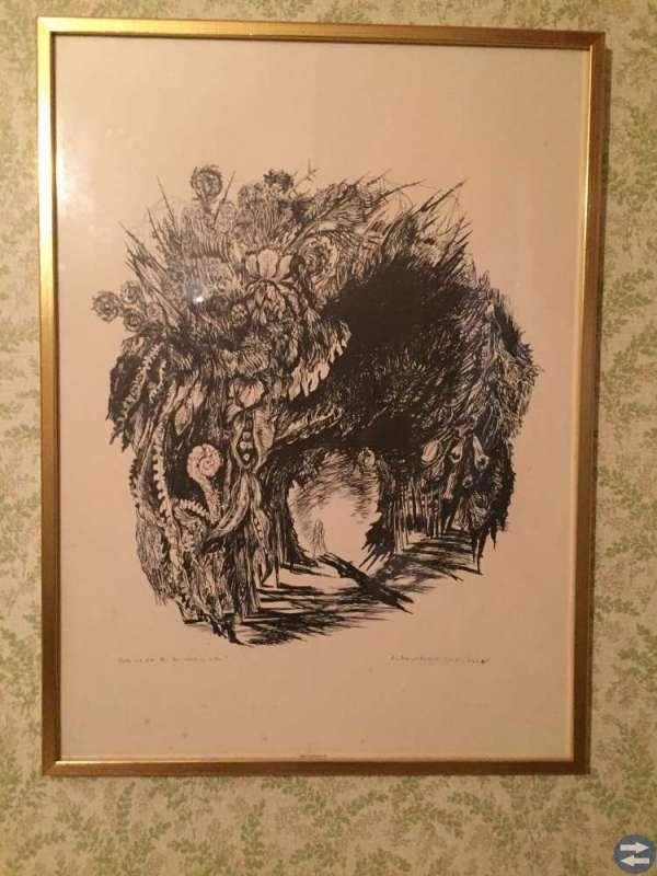 Tavlor av Ann-Margret Dahlquist Ljungberg