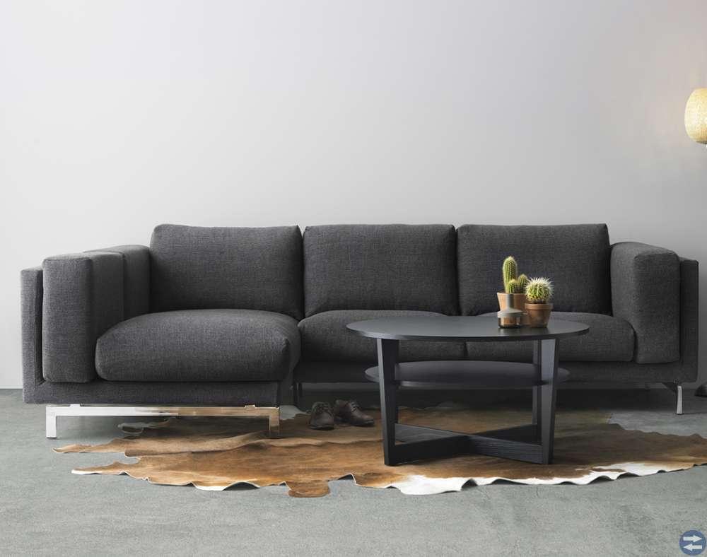 HELT NY NOCKEBY soffa (2 veckor)