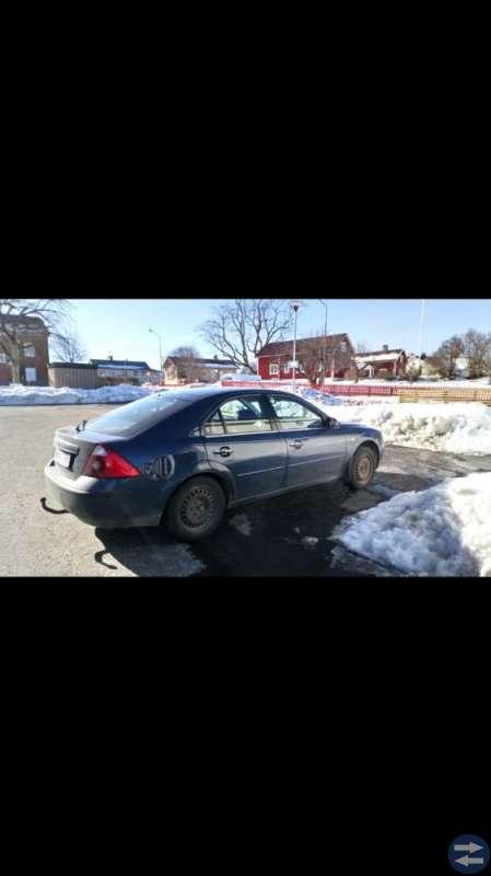 Ford Mondeo Årsm 04