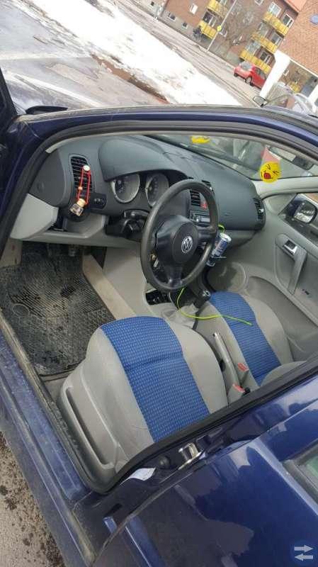 Polo 1.4 diesel skattad besiktigad