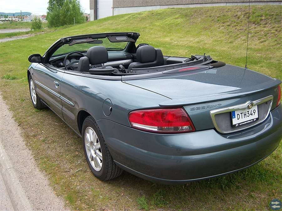 Chrysler Sebring 06