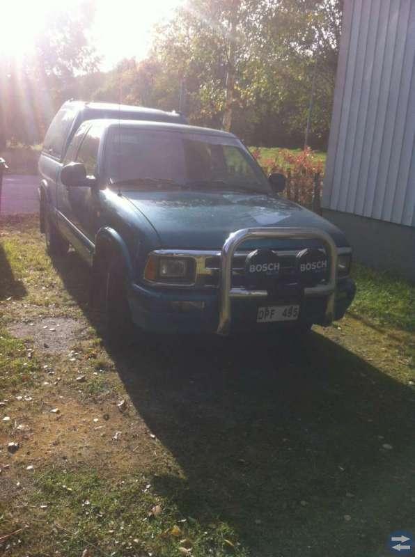 Last bil Cheva s10 94