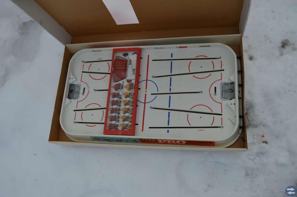 Stiga ishockeyspel  orginal från 70-talet