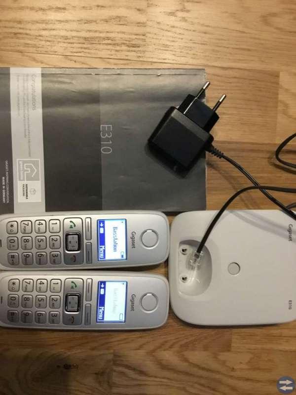 Trådlösa telefoner
