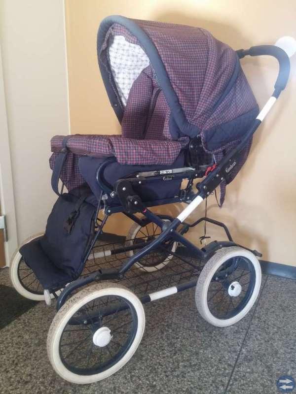 Fin-barnvagn