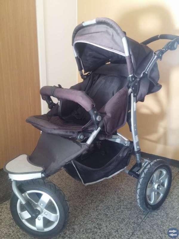 Bra-barnvagn
