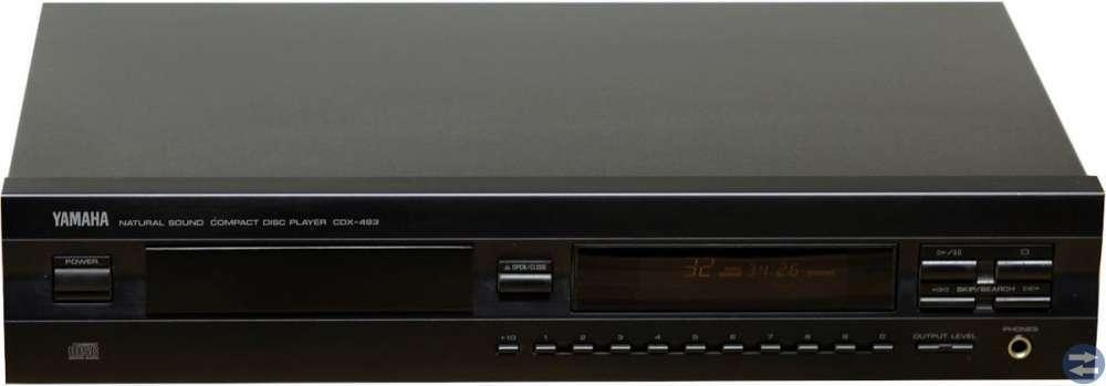 Yamaha, Förstärkare & CD