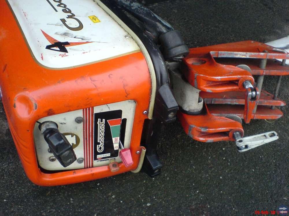 Crescent 4 hk botmotor