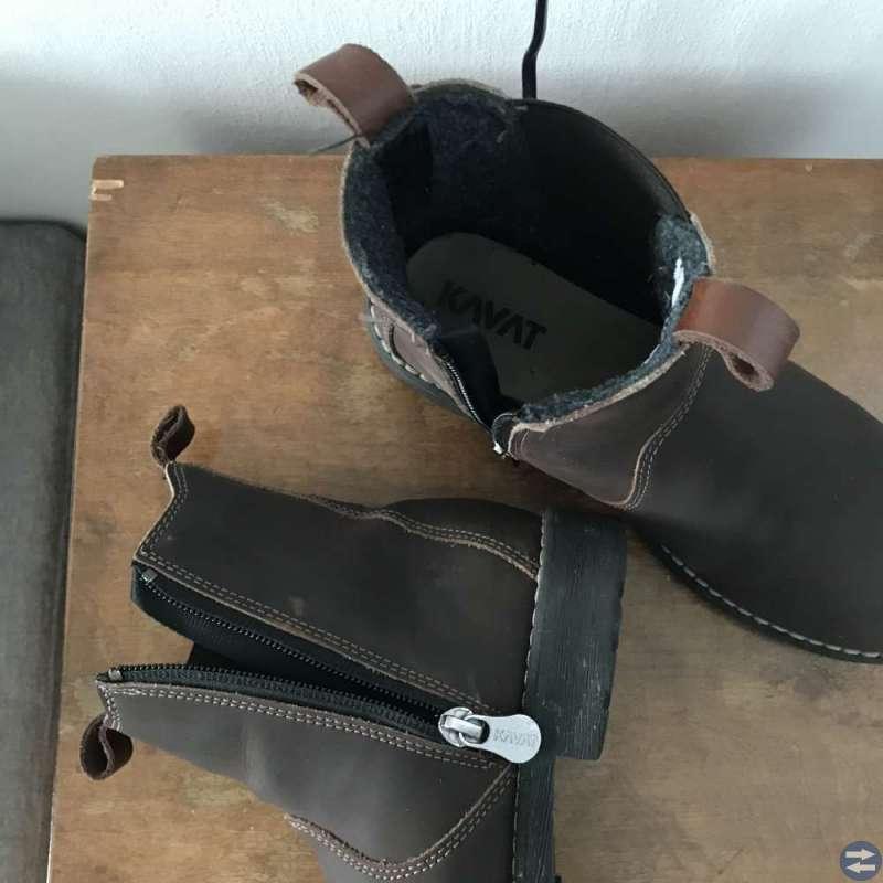 Kavat, skor och sandaler
