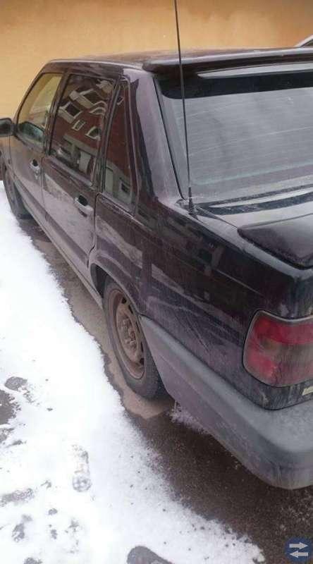 Volvo 850 -94 reservdelsbil