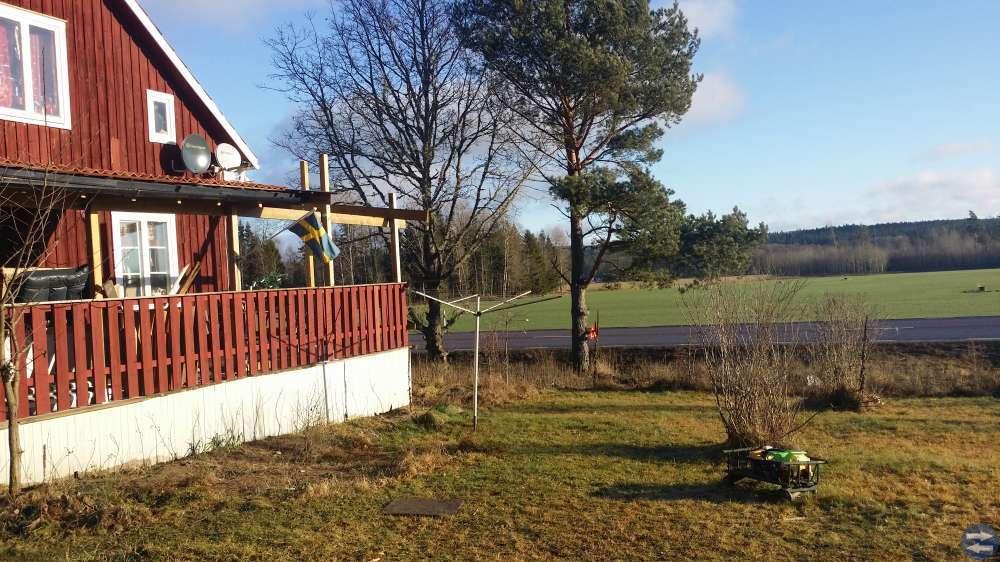Hästgård för lilla familjen