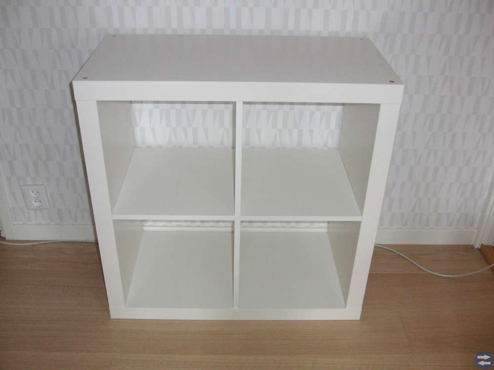 Hylla IKEA Expedit, 4 fack