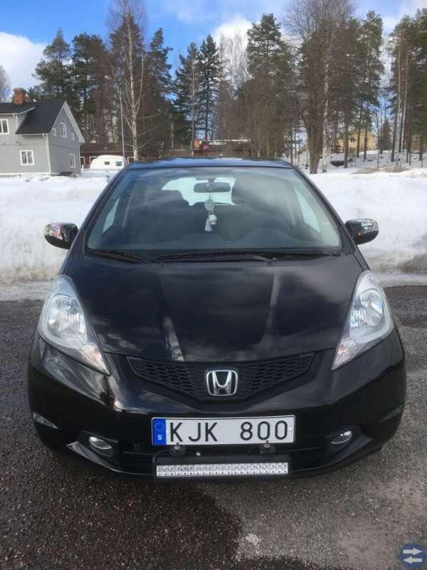 Honda Jazz 1,4 Elegance Automat 2011