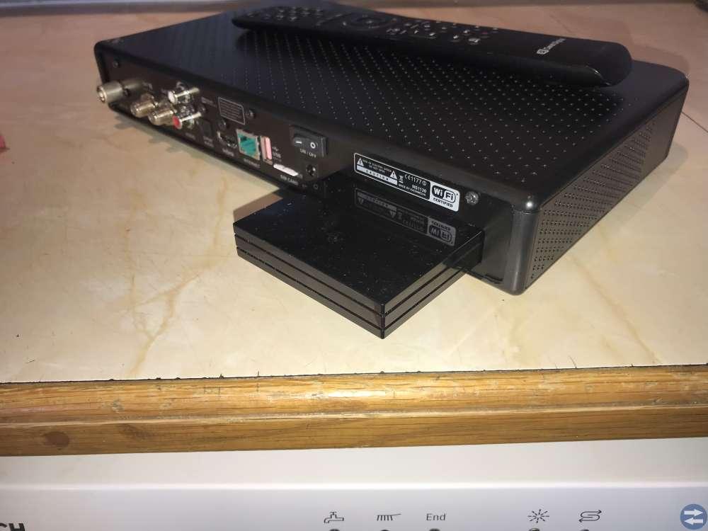 HD box Inspelningsbar, wifi med 1 TB hårddisk