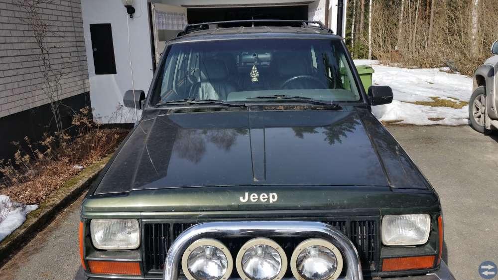Jeep Cherokee 4,0 L 95