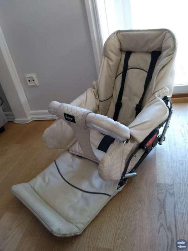 Emmaljunga barnvagn