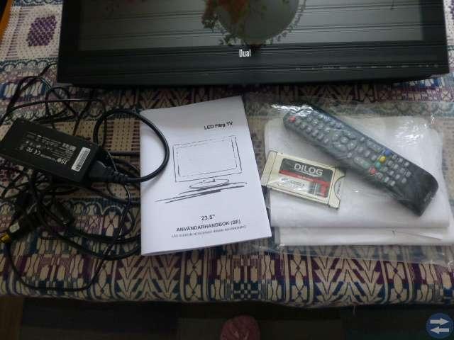 Ny 22 tum Led tv  för husvagn eller husbil