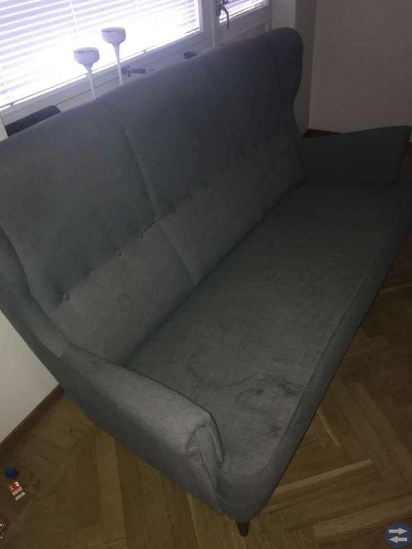 Soffa Strandmon 3-sits