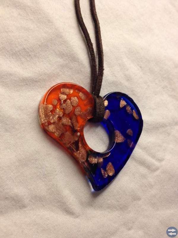 Handgjorda Halsband