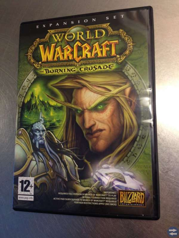World Of Warcraft pc spel